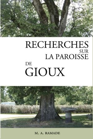 Edition Association Gioux Patrimoine 2012